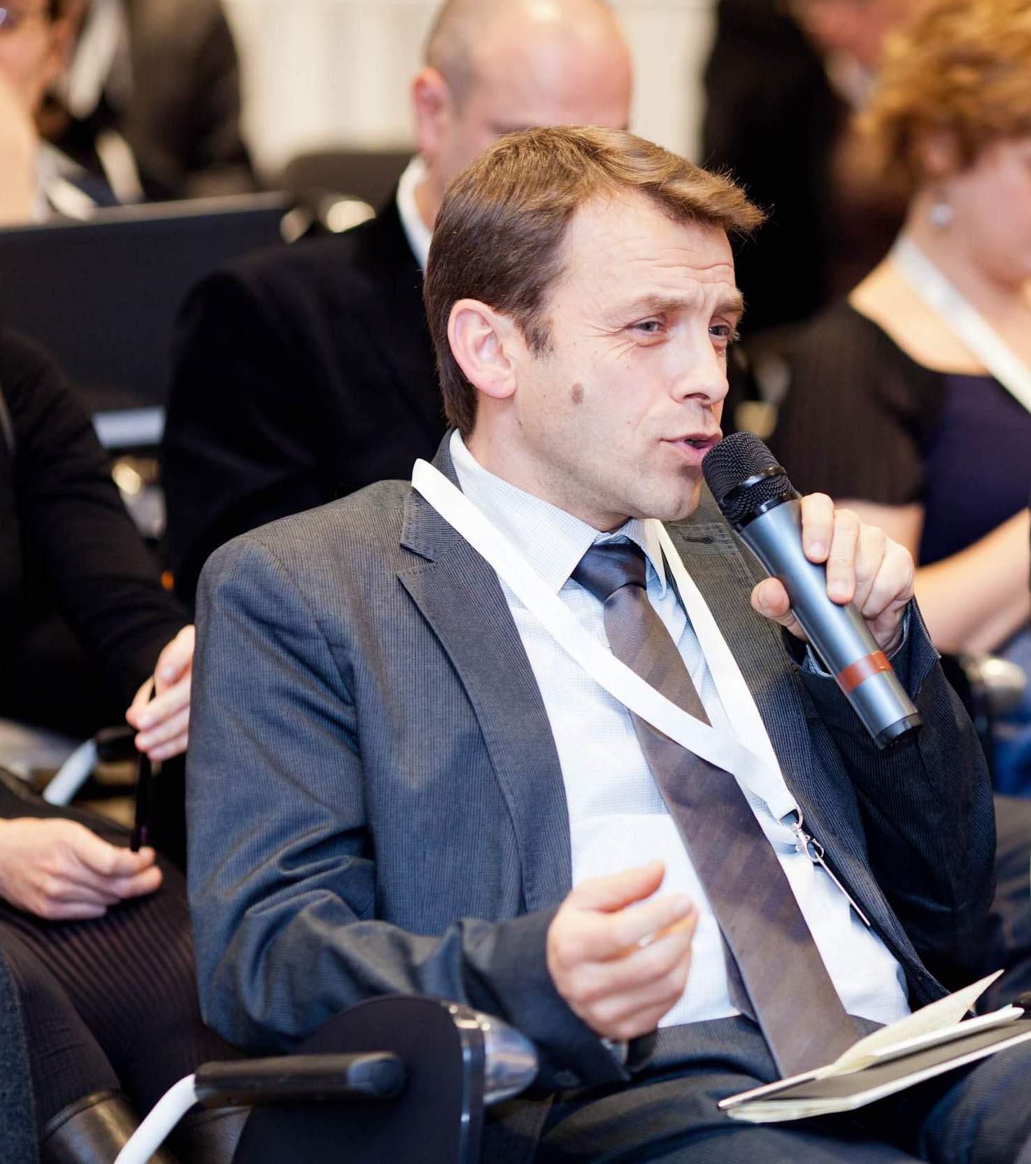 Stéphane Foltzer (Ministère de la Défense), Chargé de Communication au Ministère de la Défense