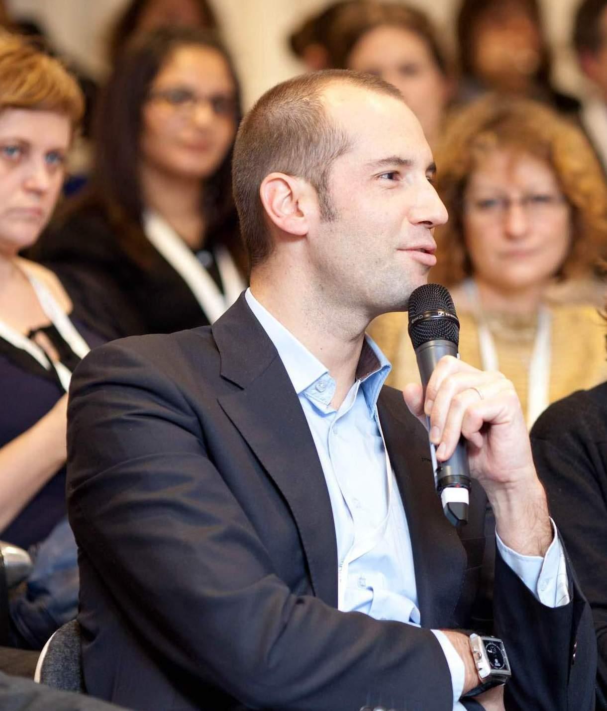 Nicolas Rolland (Danone), Directeur de la prospective sociale chez Danone