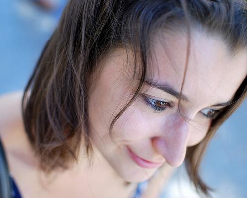 Alexia EYCHENNE, journaliste à la rubrique emploi de l'Express.fr