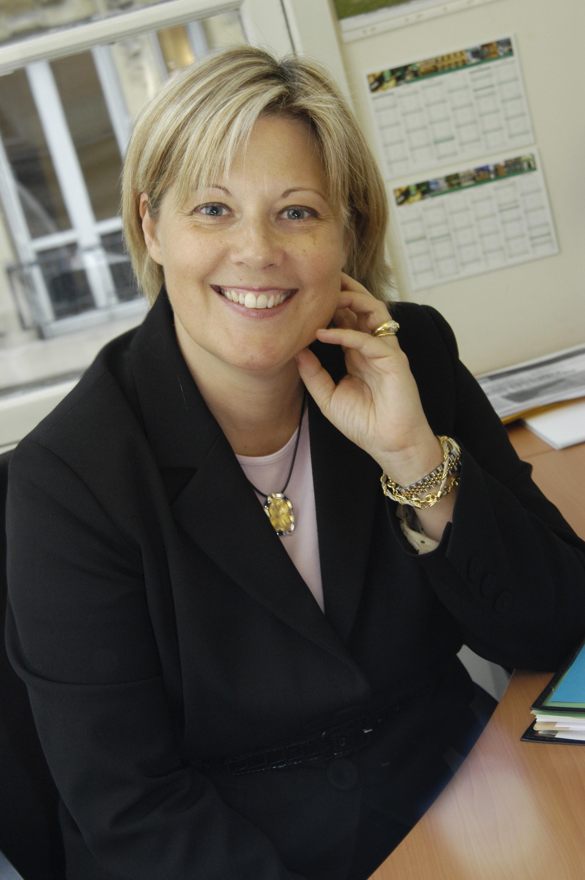 Elisabeth KARAKO, Responsable Diversité Groupe, BNP Paribas.